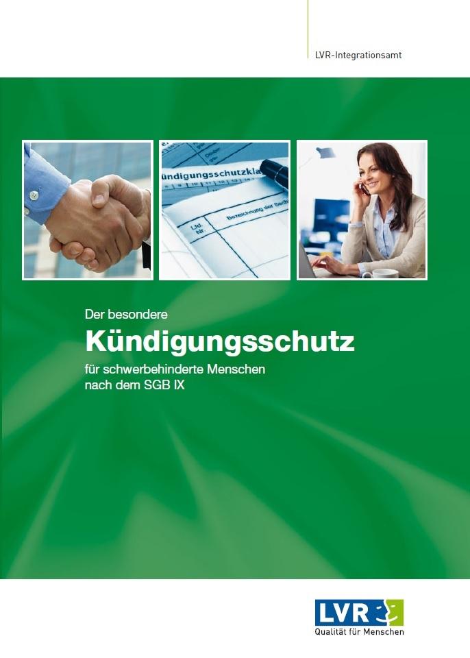 Der besondere Kündigungsschutz - Neuauflage 2015