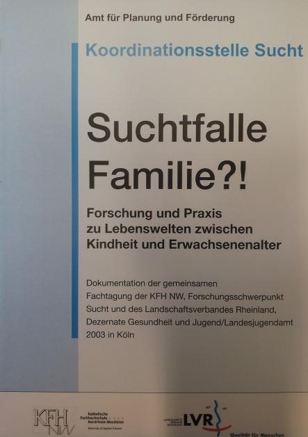 Suchtfalle Familie?!