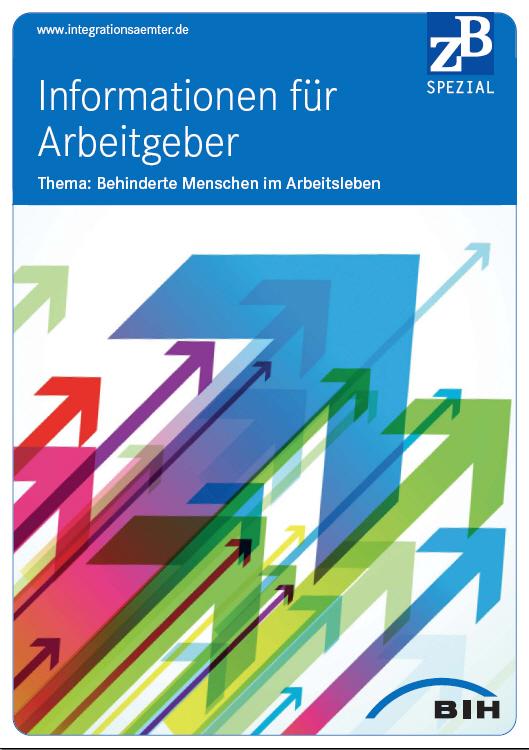 ZB Spezial - Informationen für Arbeitgeber - zur Zeit leider vergriffen und nur zum Download verfügbar!