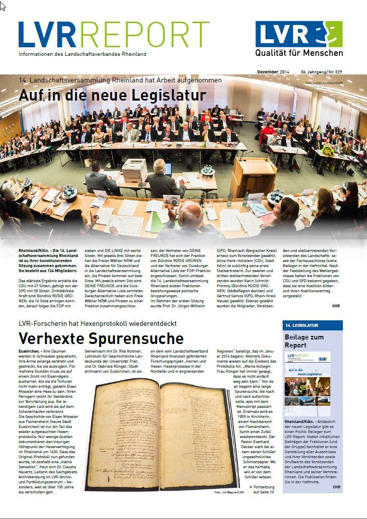 a-LVR-Report Dezember 2014