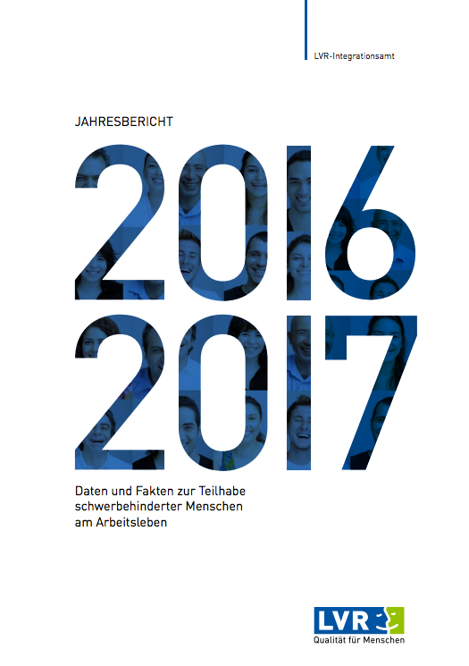 Jahresbericht des LVR-Integrationsamtes 2016/2017
