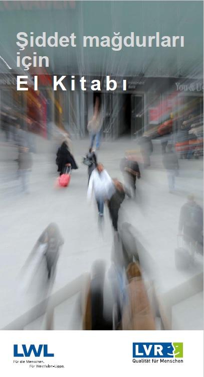 Şiddet mağdurları için El Kitabı (türkische Version)