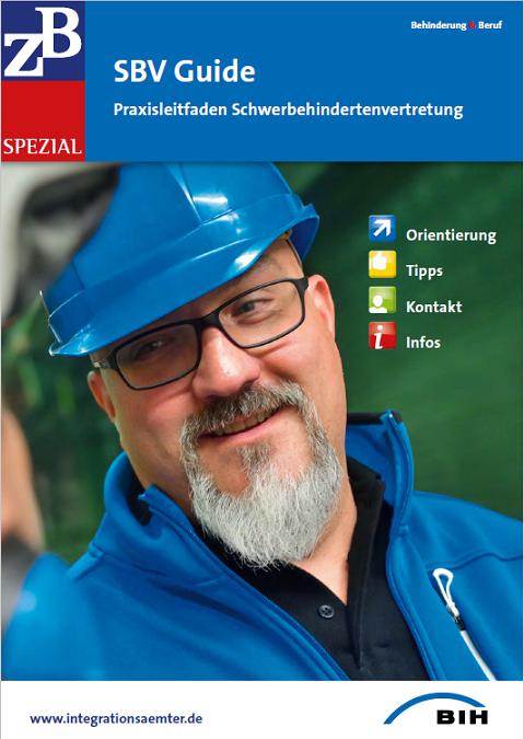 ZB Spezial - SBV Guide - Praxisleitfaden Schwerbehindertenvertretung
