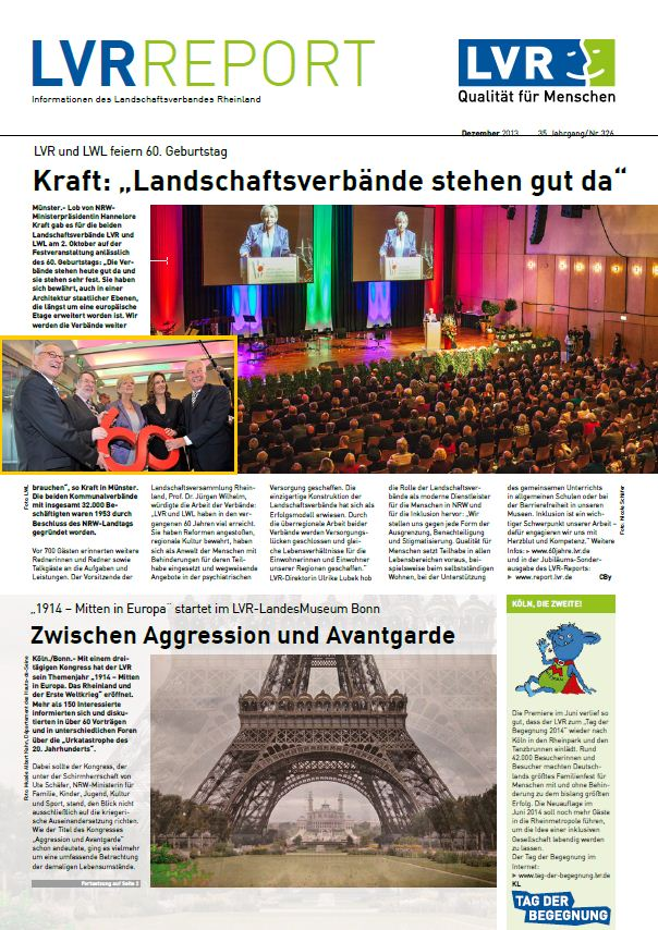 LVR-Report Dezember 2013