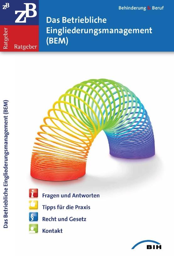 ZB Ratgeber - Das Betriebliche Eingliederungsmanagement