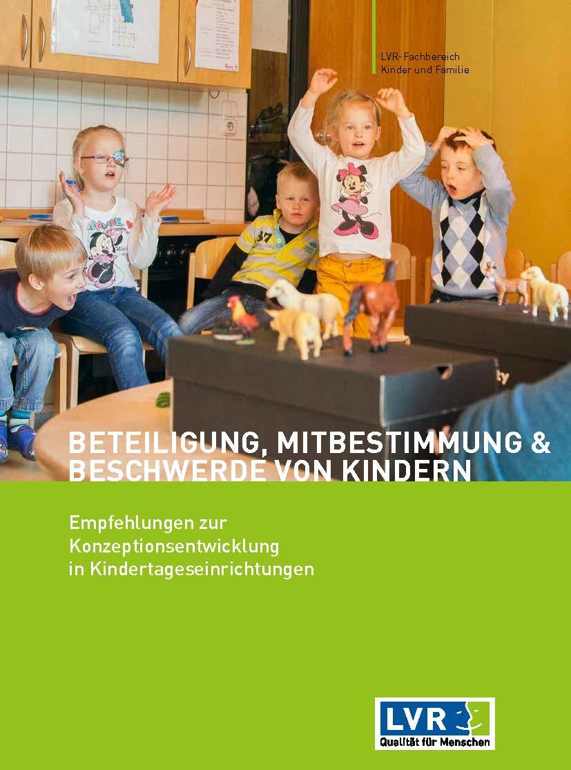 Beteiligung, Mitbestimmung & Beschwerde von Kindern