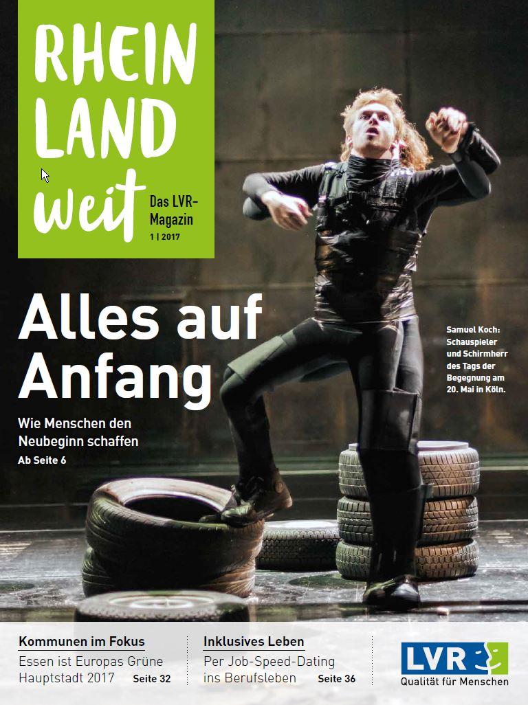 RHEINLANDweit - Das LVR-Magazin