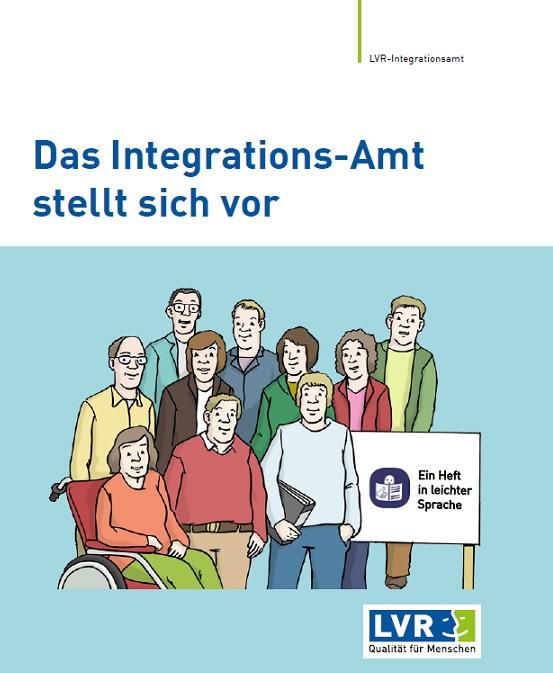 Das Integrations-Amt stellt sich vor in leichter Sprache