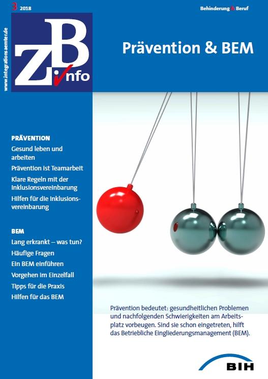 ZB Info - Prävention & BEM