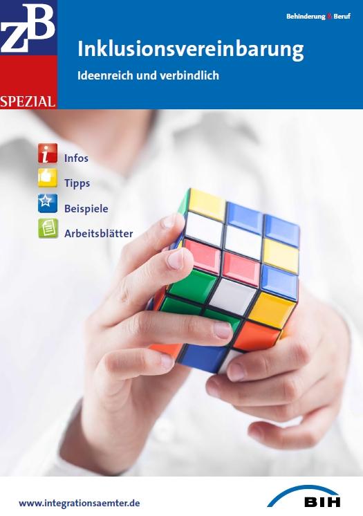 ZB Spezial - Die Inklusionsvereinbarung