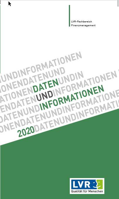 Daten und Informationen 2020